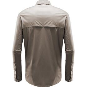 Haglöfs Salo Longsleeve Shirt Heren, lichen